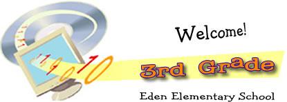 Eden Elementary 3rd Grade