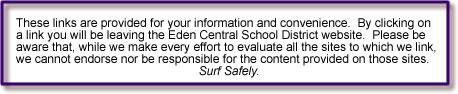 Leaving Eden CSD Surf Safely!
